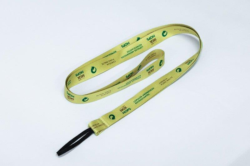 Cordão para caneca personalizado