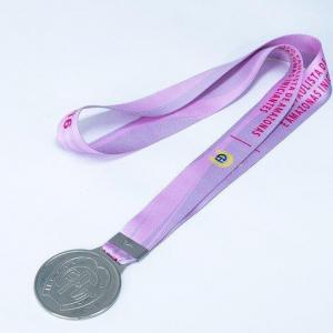 Fitas personalizadas para medalhas